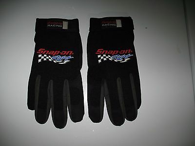"""""""Snap-on Racing"""" gloves. . Size 11 X-Large"""