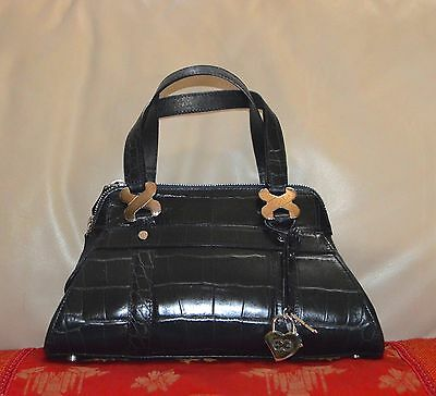 Authentic, Very Cute And Stylish Escada Small Hand/over The Wrist Bag.