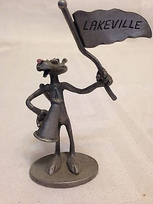 Spoontiques Pink Panther Pewter Cheerleader 1981 A6J UAC