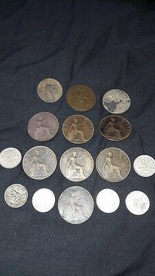 old english coins collection