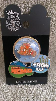 Disney Pixar's Finding Nemo Opening Day Pin