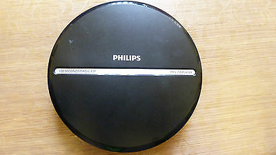 Philips Exp2546 Portable Mp3-Cd Playback Cd Player 100 Second Magic Esp Dbb