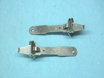 2 Ives Short Couplers for standard Gauge, Spring Loaded ( 1 Pair ) imperfect