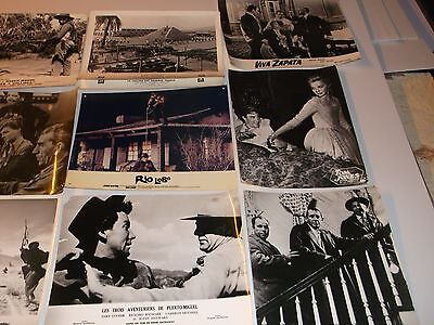 gros lot WESTERN *** LOBBY CARDS *** anciennes photos ** cinema ** exploitation