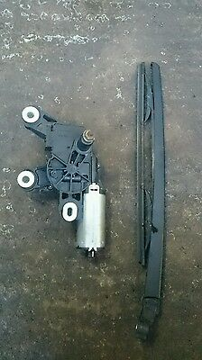 Audi A3 8P 2004-2008 Rear Wiper Motor 8E9955711C + Wiper Arm