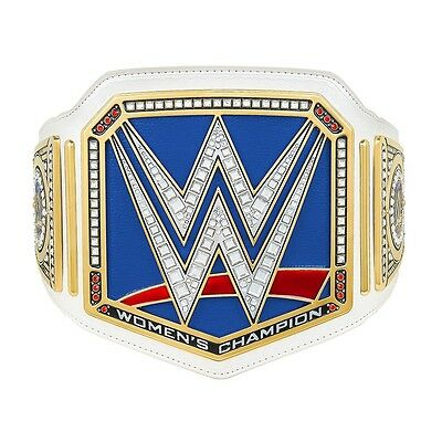 WWE Smackdowns Women's World Championship Replica Title (2016)
