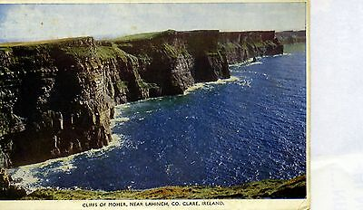 Cliffs of Moher: Lahinch: Co. Clare