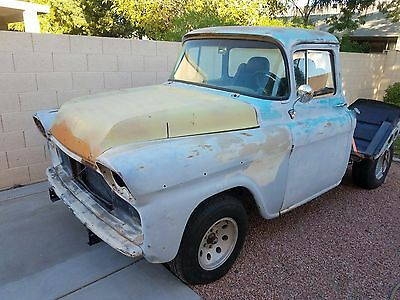 1958 Chevrolet Other Pickups  1958 apache