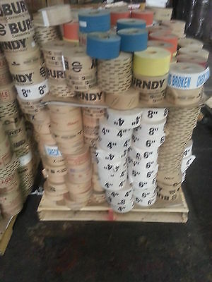 Gummed Tape*reinforced*misprints 1 Cs 10 Rolls 450 Ft  1.75  A Roll  1St Quality