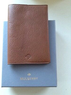 BNWT MULBERRY Soft Leather PASSPORT COVER / WALLET ?Xmas Present