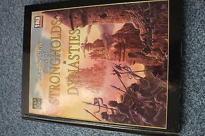 Classic Play Book of Strongholds and Dynasties (D20, MGP 8801)