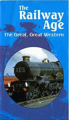 The Railway Age - The Great Great Western - VHS Video