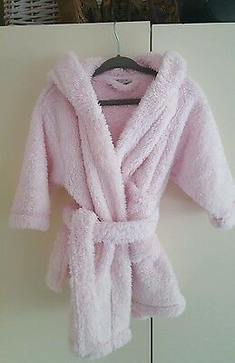 Next girl dressing-gown size 12-18 months