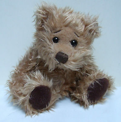 """Russ Bears 727 'gregory' 10.5"""" Cuddly Toy Russell Berrie Bear"""