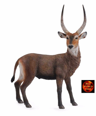 *NEW* WATERBUCK ANTELOPE ANIMAL MODEL by CollectA 88562 *FREE UK POSTAGE*