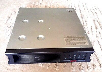 Apc Uninterrupted Power Supply- Smart Ups 1500, Dla 1500Rm12U. Rb U