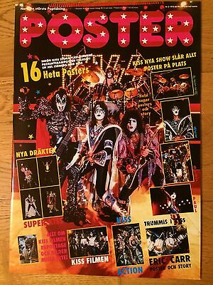 KISS Poster special 78-80