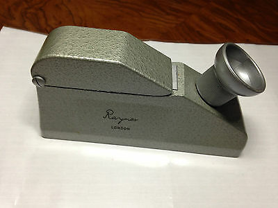 RAYNER REFRACTOMETER and GIA Table Gauge