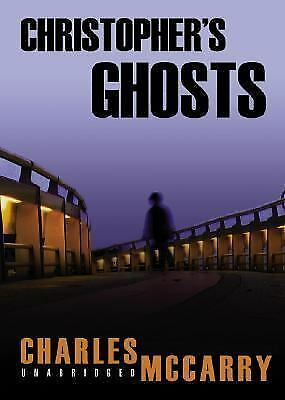CHRISTOPHER'S GHOSTS unabridged audio book on CD by CHARLES McCARRY