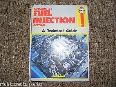 Automotive Fuel Injection Systems Technical Guide Haynes Manual