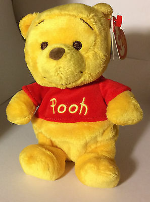 New Ty Beanie Babies Collection Disney Winnie the Pooh Plush