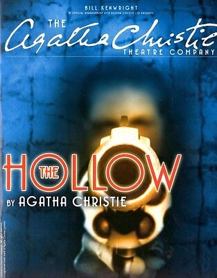 The Hollow Theatre programme