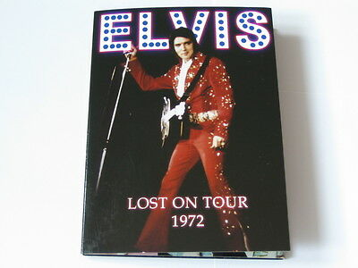DVD Elvis - Lost On Tour 1972 (2005, Digipack)   + GRATIS***BONUS***EXTRA***