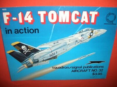 Squadron Signal 1032, F-14 TOMCAT in action