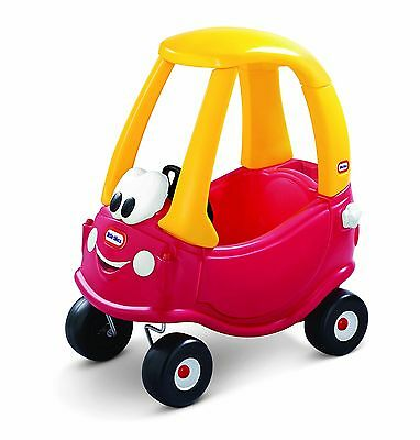 Kids Ride On Car Toy Little Tikes Boys Girls Toddlers Childrens Coupe Seat High