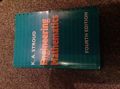 Engineering mathematics by K. A Stroud (Paperback)