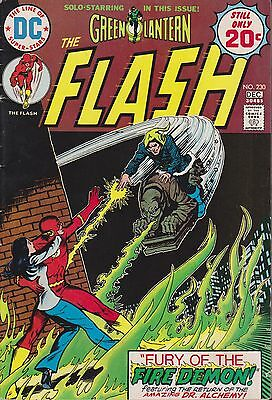 Old DC Comic The Flash #230