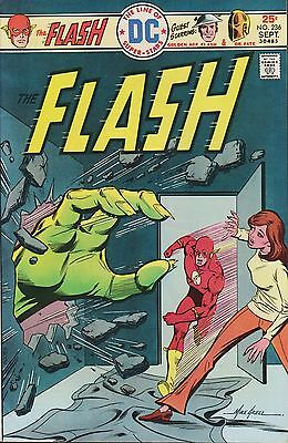 Old DC Comic The Flash #236