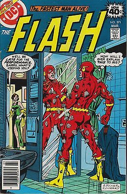 Old DC Comic The Flash #271
