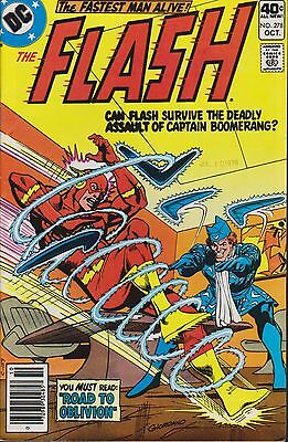 Old DC Comic The Flash #278