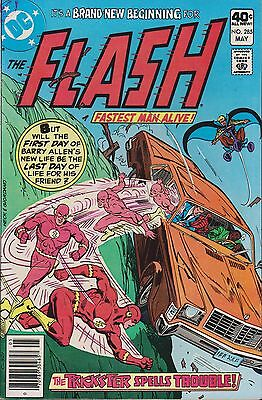 Old DC Comic The Flash #285