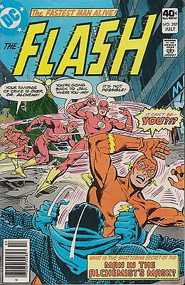 Old DC Comic The Flash #287