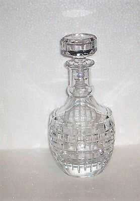 Ralph Lauren Cocktail Party Decanter Wine Whiskey  New in box Holds 28 oz.