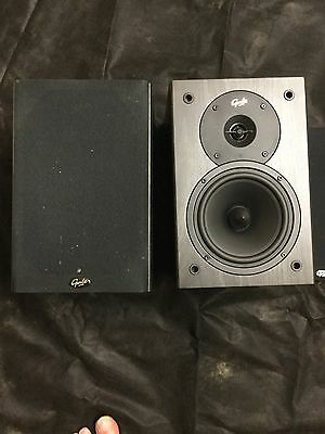 Gale Gold Monitor Main / Stereo Speakers