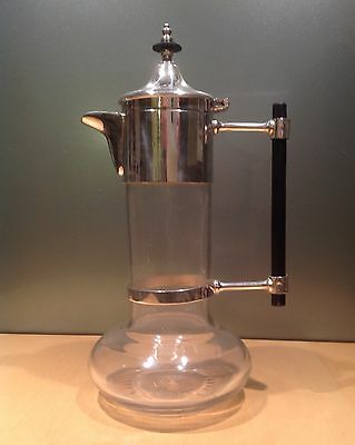 CLARET JUG in the style of Christopher Dresser