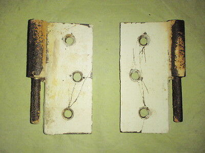 Antique Vintage Victorian Hinges Exterior Shutter Door Window Hardware
