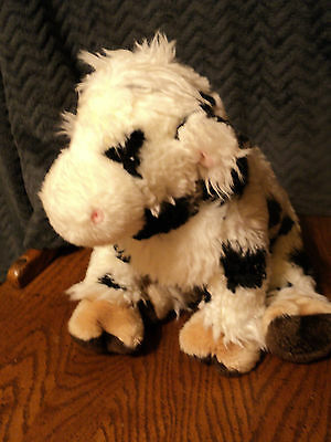 TY Classic Mootina Cow Plush Retired