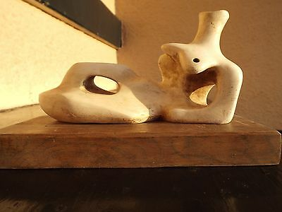 Maquette based on Henry Moore's Reclining Figure of 1939