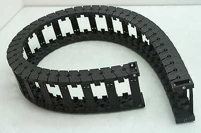 Igus E6-29-01-100 / E6-29-02-100 Wireway Robotic Cable Carrier Cable Chains 39""