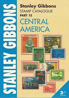 Stanley Gibbons Catalogue Central America 3rd Edition - NEW