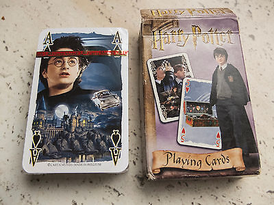 Harry Potter Playing Cards, full deck, factory sealed
