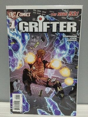 Grifter # 1 1st Print DC New 52 Comic The Flash