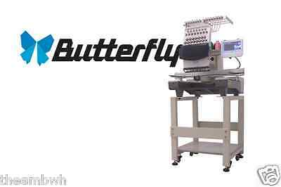 Commercial Embroidery Machine - ButterFly B-1501/T CEO PACKAGE