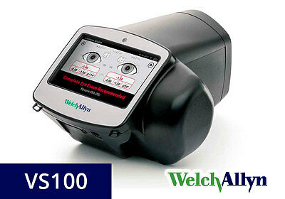 Welch Allyn Spot Vision Screener VS100 Set with Carrying Case VS100S-B