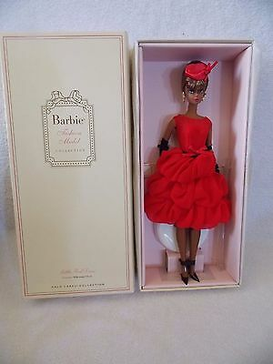 Barbie Collector Silkstone Little Red Dress GOLD LABEL NRFB