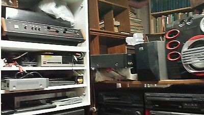 Turntables, speakers, amplifiers , record players